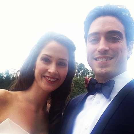Ben Feldman Marries Michelle Mulitz