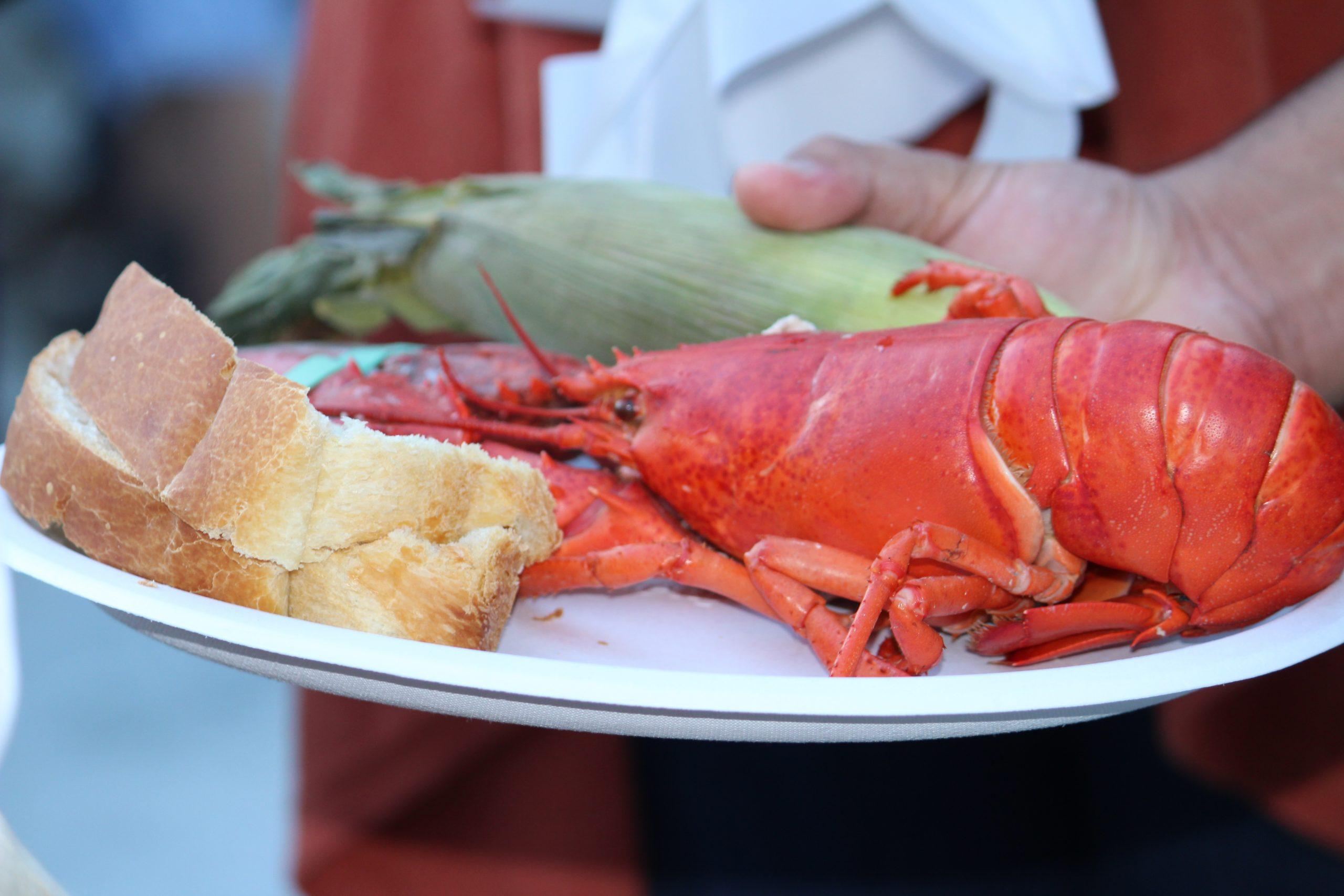 Washington Maryland Lobster Bake