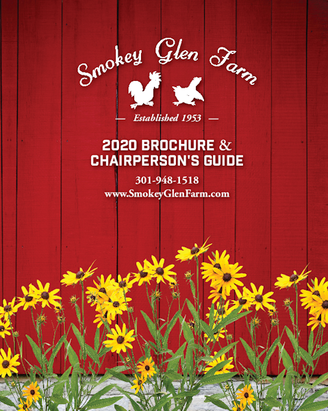2020 Brochure for Smokey Glen Farm
